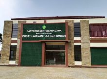 Gedung Pusat Layanan Haji dan Umroh
